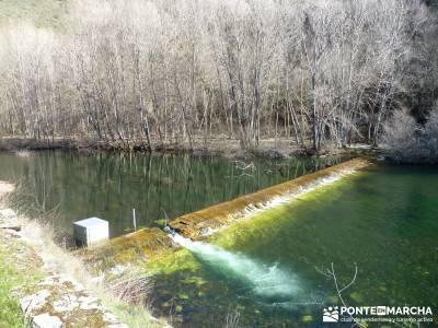 Río Lozoya; Pontón Oliva; Senda Genaro; actividades senderismo madrid; senderos españa;hoces de b